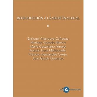 Introducción a la Medicina Legal II